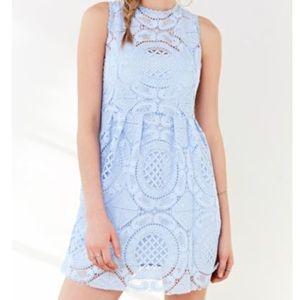 Kimchi Blue Dresses & Skirts - NWT Kimchi Blue Medallion Fit and Flare Dress