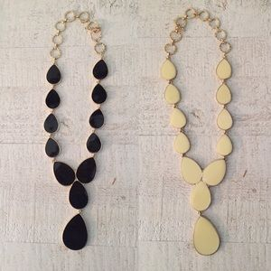 Gorgeous Reversible Statement Necklace