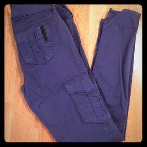 💥SALE💥 Black Orchid Skinny Pant Cargo Pocket