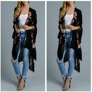 October Love Jackets & Blazers - Just Arrived!!! Beautiful kimono!