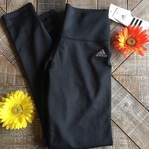 Adidas Pants - NWT Black Adidas Leggings