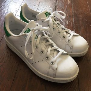 Adidas Shoes - Adidas Stan Smith sneakers. Youth size 4.