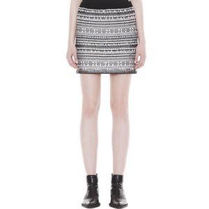 Helmut Lang Dresses & Skirts - Helmet Lang Virant Grid Skirt
