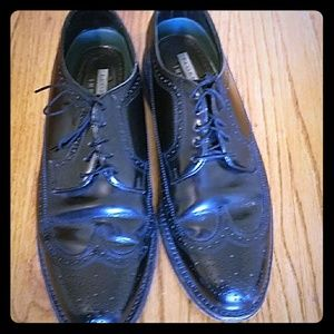 Florsheim Other - Florsheim Imperial Size 10 Black Mens Dress Shoes