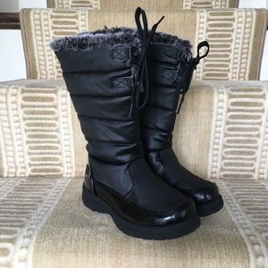 Totes Other - Totes Hollie Girls Cold Weather Boots