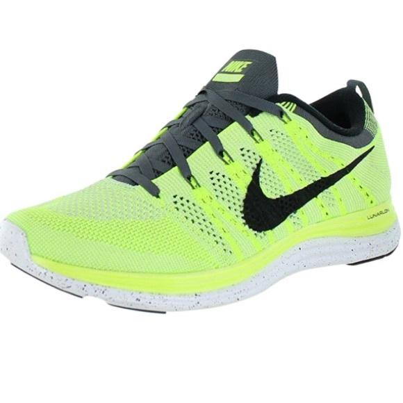 new style 8e1ae 400d5 Nike Flyknit Lunar 1 + Volt. M 58fb7cf536d59421f30a49ae