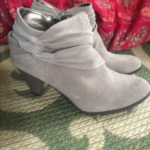 andrew geller Shoes - Taupe Booties