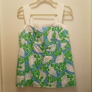Lilly Pulitzer Tops - Lilly Pulitzer Top Size 12