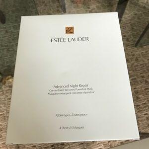 Estee Lauder Other - Estee laude advance night repair mask!