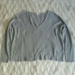 Eileen Fisher Tops - Eileen Fisher Organic Cotton long sleeve top