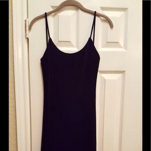 Auditions Dresses & Skirts - 🌷Sleeveless Black Velvet Dress!