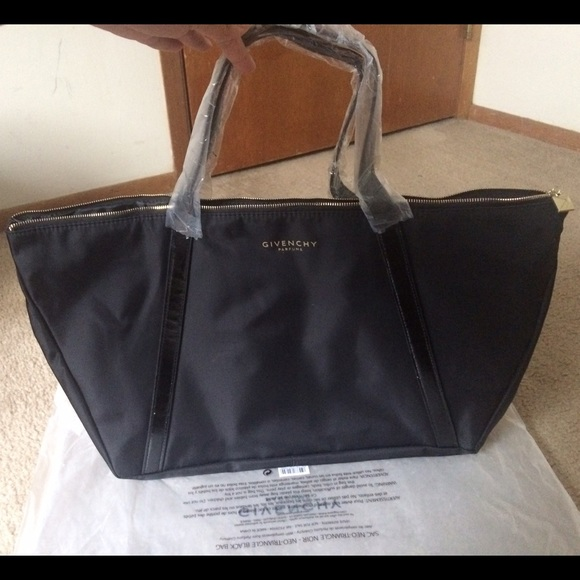 8edd31607b27 NEW Givenchy Parfums Neo Triangle Tote (Nylon Bag)