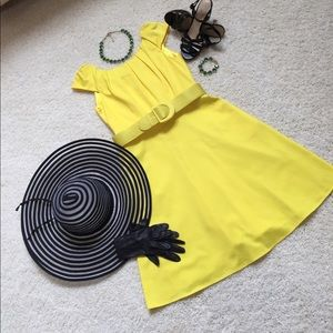 Spense Dresses & Skirts - Sunny Yellow Dress