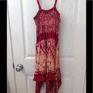 Dresses & Skirts - Beautifully Detailed Handkerchief Dress NWOT