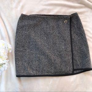 Tommy Hilfiger Dresses & Skirts - TH tweed wrap skirt