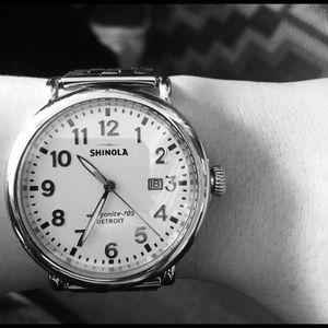 Shinola Jewelry - 41mm Shinola Runwell