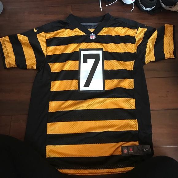 8237fb613 ... bumble bee steeler jersey NFL ...