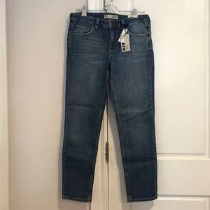Topshop Moto Baxter Jeans PETITE