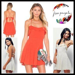 ❗️1-HOUR SALE❗️FREE PEOPLE Mini Dress