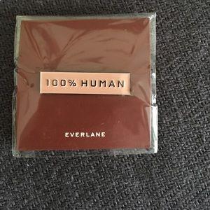 Everlane Jewelry - EVERLANE 100% Human Pin