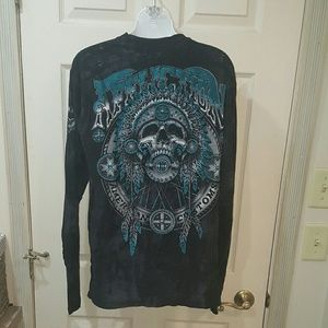 Affliction Other - MENS AFFLICTION THERMAL L