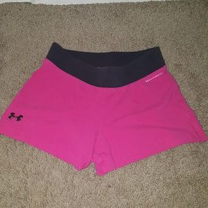 Under Armour Other - Under Armour charged heatgear shorts