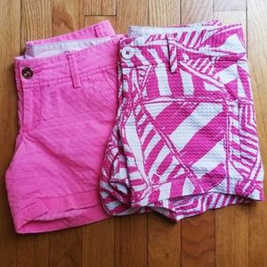 Lilly Pulitzer Pants - 2 Lilly Pulitzer Shorts