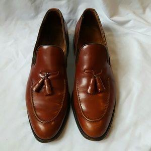 Allen Edmonds Other - Allen Edmonds Saratoga tassel loafers