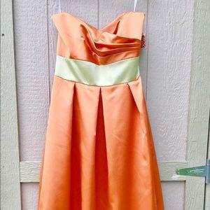 After Six Dresses & Skirts - NWT After Six Tea Length Bridesmaid Dress