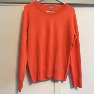 Halogen Sweaters - Pretty peach cashmere Halogen sweater size large