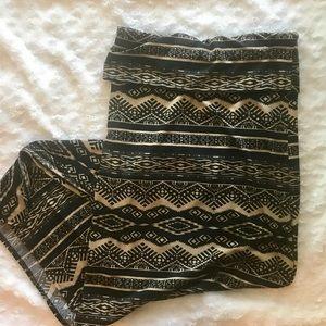 Stoosh Dresses & Skirts - Tribal maxi skirt