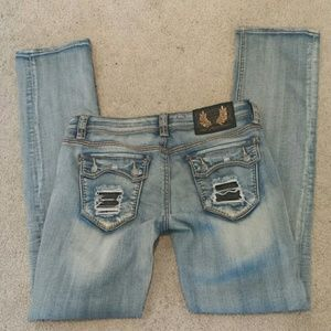Pepe Jeans Denim - Pepe jeans distressed size 30
