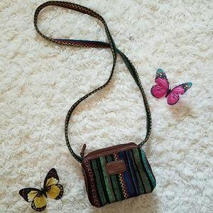 Element Handbags - Element small tribal crossbody