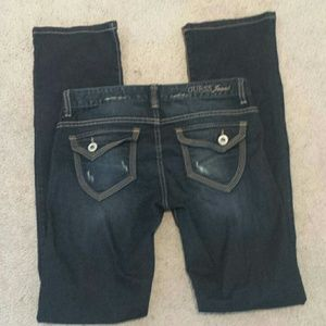 Guess Denim - Guess jeans slightly bootcut size 28