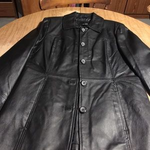 East 5th Jackets & Blazers - East 5th leather jacket