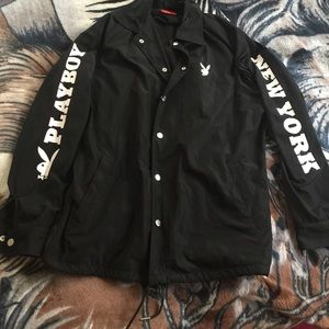 Joyrich Other - Joyrich x Playboy Coach Jacket