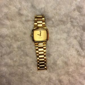 Nixon Other - Male Gold (not real gold)Nixon watch