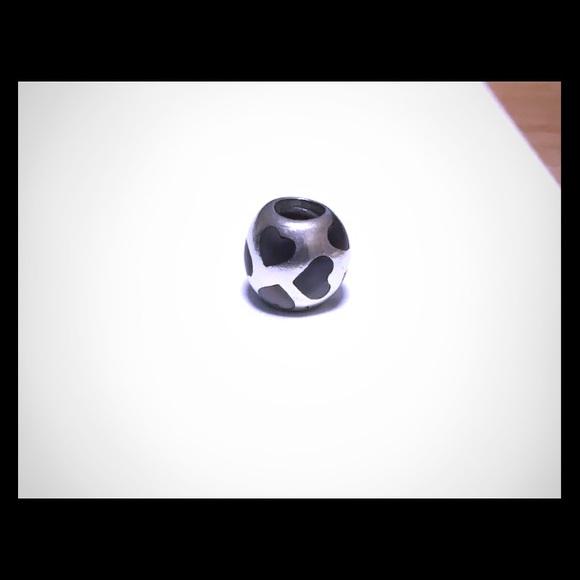 "Pandora Mother Of Pearl Earrings: ⬇️TODAY! Pandora ""Love Me"