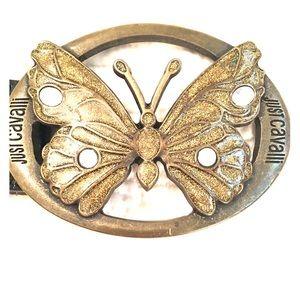 Cavalli- just cavalli butterfly belt