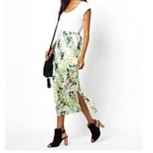 ASOS Vero Moda Maxi Skirt
