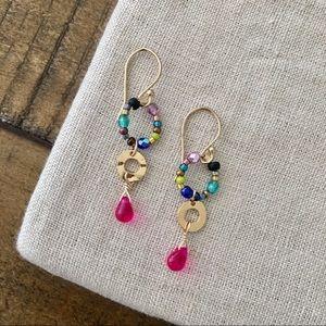 Holly Yashi Jewelry - Jillian Earrings by Holly Yashi
