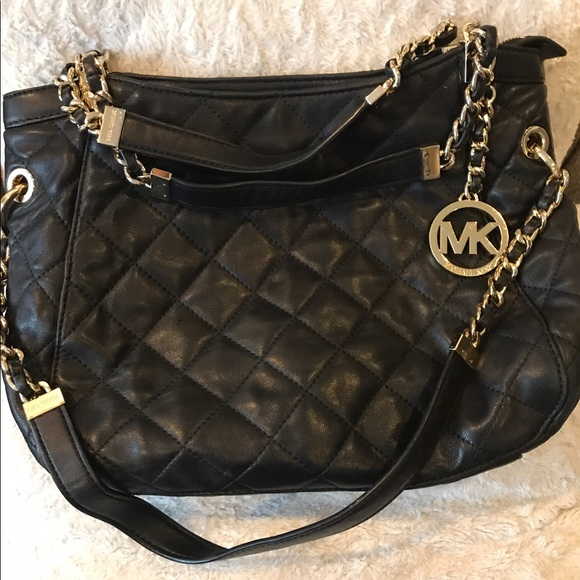 e3b9f89d4826 Michael Kors Bags   Authentic Used Susannah Quilted Bag   Poshmark