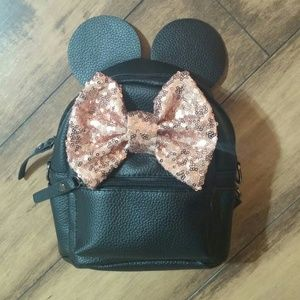 Minnie Mickey Mouse Backpack