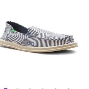 Sanuk Shoes - NWT Sanuk Donna Polo Slip-One