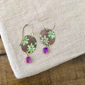 Holly Yashi Jewelry - Buttercup Earrings by Holly Yashi