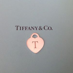 Tiffany & Co. Jewelry - Tiffany & Co. Notes Heart Pendant
