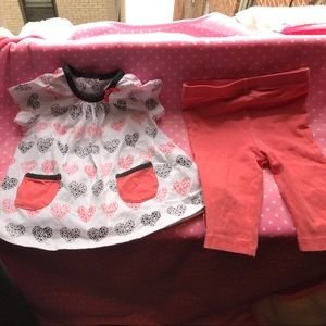 Offspring Other - Baby Girl Outfit
