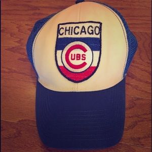 American Needle Other - Vintage American Needle, Chicago Cubs Trucker Cap
