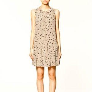 EUC Zara Polka Dot Dress