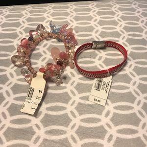 2 bracelets!